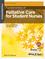 Fundamentals of Palliative Care for Student Nurses (1118437802) cover image