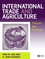 International Trade and Agriculture: Theories and Practices (1405108002) cover image