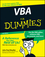 VBA For Dummies, 5th Edition (0470046503) cover image