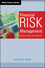 Financial Risk Management: Models, History, and Institutions (0470481803) cover image