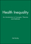 Health Inequality: An Introduction to Concepts, Theories and Methods (0745627803) cover image