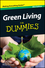 Green Living For Dummies, Mini Edition (1118042603) cover image