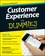 Customer Experience For Dummies (1118725603) cover image
