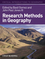 Research Methods in Geography: A Critical Introduction (1405107103) cover image