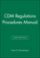 CDM Regulations Procedures Manual, 2nd Edition (0470680504) cover image