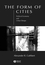 The Form of Cities: Political Economy and Urban Design (1405116404) cover image