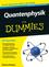 Quantenphysik fur Dummies 2e (3527668004) cover image