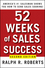 52 Weeks of Sales Success: America's #1 Salesman Shows You How to Send Sales Soaring, 2nd Edition (0470393505) cover image
