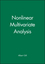 Nonlinear Multivariate Analysis (0471926205) cover image