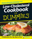 Low-Cholesterol Cookbook For Dummies (0764571605) cover image