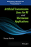 Artificial Transmission Lines for RF and Microwave Applications (1118487605) cover image