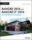 AutoCAD 2014 and AutoCAD LT 2014: No Experience Required: Autodesk Official Press (1118575105) cover image