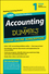 1,001 Accounting Practice Problems For Dummies Access Code Card (1-Year Subscription) (1118853105) cover image