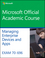 Exam 70-696 Managing Enterprise Devices and Apps (1119066905) cover image