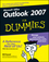 Outlook 2007 For Dummies (0470038306) cover image
