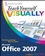 Teach Yourself VISUALLY Microsoft Office 2007 (0470045906) cover image