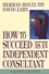 How to Succeed as an Independent Consultant, 4th Edition (0471469106) cover image