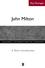 John Milton: A Short Introduction (0631226206) cover image