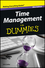 Time Management For Dummies, Mini Edition (1118550706) cover image