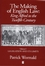 The Making of English Law: King Alfred to the Twelfth Century, Legislation and its Limits, Volume I (0631227407) cover image