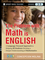 The Problem with Math Is English: A Language-Focused Approach to Helping All Students Develop a Deeper Understanding of Mathematics (1118095707) cover image