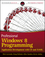 Professional Windows 8 Programming: Application Development with C# and XAML (1118205707) cover image