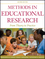 Methods in Educational Research: From Theory to Practice, 2nd Edition (0470436808) cover image