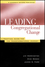 Leading Congregational Change: A Practical Guide for the Transformational Journey  (1118446208) cover image