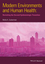 Modern Environments and Human Health: Revisiting the Second Epidemiological Transition (1118504208) cover image