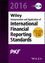 WILEY IFRS 2016: Interpretation and Application of International Financial Reporting Standards (1119104408) cover image