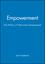 Empowerment: The Politics of Alternative Development (1557863008) cover image