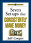 Seven Set-ups that Consistently Make Money (1592803008) cover image