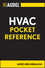 Audel HVAC Pocket Reference (0764588109) cover image