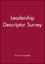 Leadership Descriptor Survey (0787963909) cover image