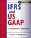 IFRS and US GAAP: A Comprehensive Comparison, with Website (1118144309) cover image