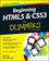 Beginning HTML5 and CSS3 For Dummies (1118657209) cover image