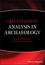 Quantitative Analysis in Archaeology (1405189509) cover image