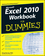 Excel 2010 Workbook For Dummies (047048960X) cover image