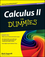 Calculus II For Dummies, 2nd Edition (111816170X) cover image