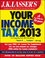 J.K. Lasser's Your Income Tax 2013: For Preparing Your 2012 Tax Return (111834670X) cover image