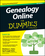 Genealogy Online For Dummies, 7th Edition (111880810X) cover image