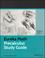 Eureka Math Precalculus Study Guide (111881200X) cover image