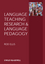 Language Teaching Research and Language Pedagogy (144433610X) cover image