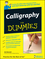 Calligraphy For Dummies (0470117710) cover image