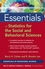 Essentials of Statistics for the Social and Behavioral Sciences (0471220310) cover image