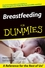 Breastfeeding For Dummies (0764544810) cover image