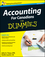 Accounting For Canadians For Dummies, 2nd Edition (1118223810) cover image
