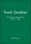 Frank Gardiner: Bushranger to Businessman (1830 - 1904) (1740310810) cover image