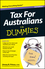 Tax for Australians For Dummies, 3rd Edition (1118222911) cover image