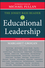 The Jossey-Bass Reader on Educational Leadership, 3rd Edition (1118456211) cover image